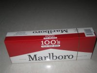 Marlboro Red 100s Cigarettes (6 Cartons)