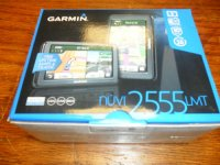 Garmin nüvi 2555LMT Automotive GPS Receiver
