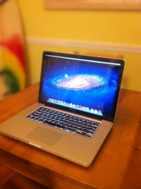 "15"" Apple MacBook Pro - 2.3GHz Quad Core i7 - 16GB - 600GB SSD"