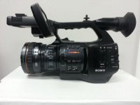 "Sony PMW-EX1R HD Camcorder (3.5"" LCD)"