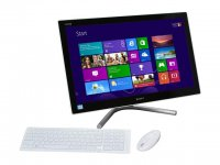 "Sony VAIO SVL24125CXW 24"" All-In-One PC"