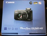 Canon PowerShot SX240 HS 12.1 MP Digital Camera