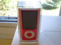 Apple iPod nano 5th Generation Pink 16 GB MP3