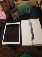 Apple iPad Air 64GB, Wi-Fi + 4G Cellular (Verizon), 9.7in