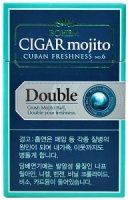 Bohem Cubana Double Apple Mint cigarettes 10 cartons