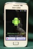 Samsung Galaxy Ace Plus GT-S7500 Unlocked Smartphone