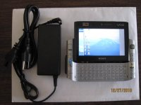 "Sony VAIO VGN-UX280P 4.5"" (40 GB, 1.2 GHz, 1 GB) Ultra Mobile PC"