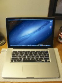 "15.4"" Apple Macbook Pro 2.8GHz i7 16GB RAM 768GB RETINA"