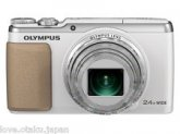 Olympus STYLUS SH-60 White Compact Digital Camera
