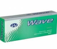 Wave Menthol Green 100's cigarettes 10 cartons