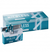 Nicoless Menthol HeatStick 10 Carton/Compatible with IQOS