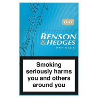 Benson & Hedges Sky Blue King Size Cigarettes 10 cartons