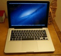"13"" Apple MacBook Pro - 2.5GHz Dual Core i5 - 16GB - 500GB"