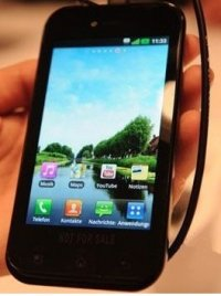 LG Optimus Sol E730 Unlocked GSM 3G 3.8LCD WiFi Android 5MP New