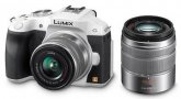 Panasonic Lumix DMC-G6W-W digital camera