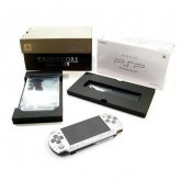 PSP 2000 Final Fantasy VII 7 Crisis Core Limited Edition Bundle