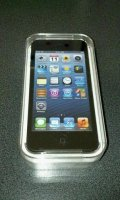Apple iPod touch 5th Generation Black & Slate 64 GB(MD724LL/A)