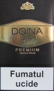 Doina Premium Gold Cigarettes 10 cartons