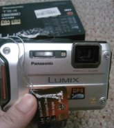 Panasonic LUMIX DMC-TS4/DMC-FT​4 12.1 MP Digital Camera