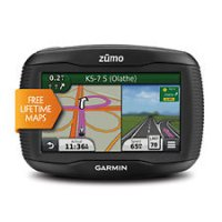 Garmin zumo 350LM Motorcycle GPS Receiver