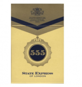 State Express 555 Gold cigarettes 10 cartons