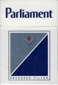 Parliament Silver Pack cigarettes 10 cartons