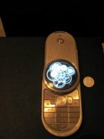 Motorola AURA R1 (Unlocked) Cellular Phone