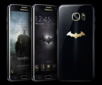 samsung Galaxy S7 Edge Batman Injustice Edition SM-G9350 phone