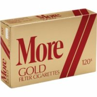 More Gold 120's Cigarettes 10 cartons