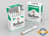 Marlboro Menthol Lights shorts cigarettes 10 cartons