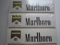 Marlboro Gold Cigarettes Regular Tobacco(10 Cartons)