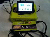 TomTom Via 1435TM - US (including Puerto Rico), Canada & Mexico