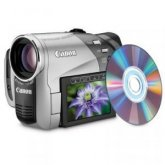 Canon DC50 5MP DVD Camcorder 10x Optical IS Zoom NIB