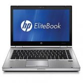 "HP EliteBook 2560p laptop i5 2.6GHz 4GB 320GB 12.5"" Webcam"