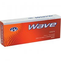 Wave Red 100's Box cigarettes 10 cartons
