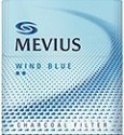 Mevius Wind Blue cigarettes 10 cartons