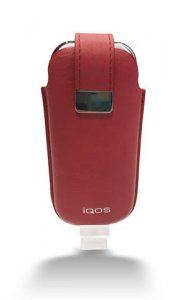 IQOS LEATHER POUCH - RED