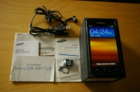 "Samsung I9100 Galaxy S II S2 4.3"" AMOLED 8MP Android 2.3 Phone"