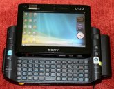 SONY VAIO MICRO PC VGN-UX490N / 48 GB / SOLID STATE DRIVE / UMPC