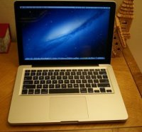 "13"" Apple MacBook Pro - 2.9GHz Dual Core i7 - 16GB - 512GB SSD"