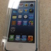 Apple iPod touch 5th Generation Blue 32 GB MC903LL/A