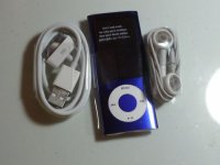 Apple iPod nano 5th Generation Purple (16 GB)