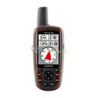 Garmin GPSMAP 62S Rugged High Performance Handheld Worldwide