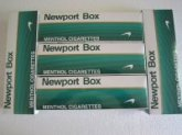 Newport Regular Cigarettes (100 Cartons)