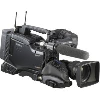 "Sony PDW700 XDCAM HD 2/3"" 3CCD Video Camera"