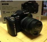 Panasonic Lumix DMC-GH2 +Lumix G Vario 14-140mm F/4.0-5.8 Lens