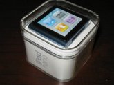 Apple iPod nano 6th Generation Blue 16 GB MC695LL/A