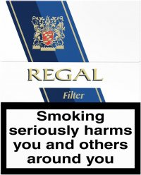 Regal Filter Cigarettes 10 cartons