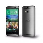 HTC One M8 - silver - 16 GB - Smartphone
