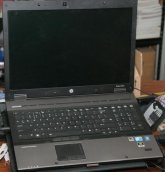 "HP ELITEBOOK 8740W 17"" laptop"
